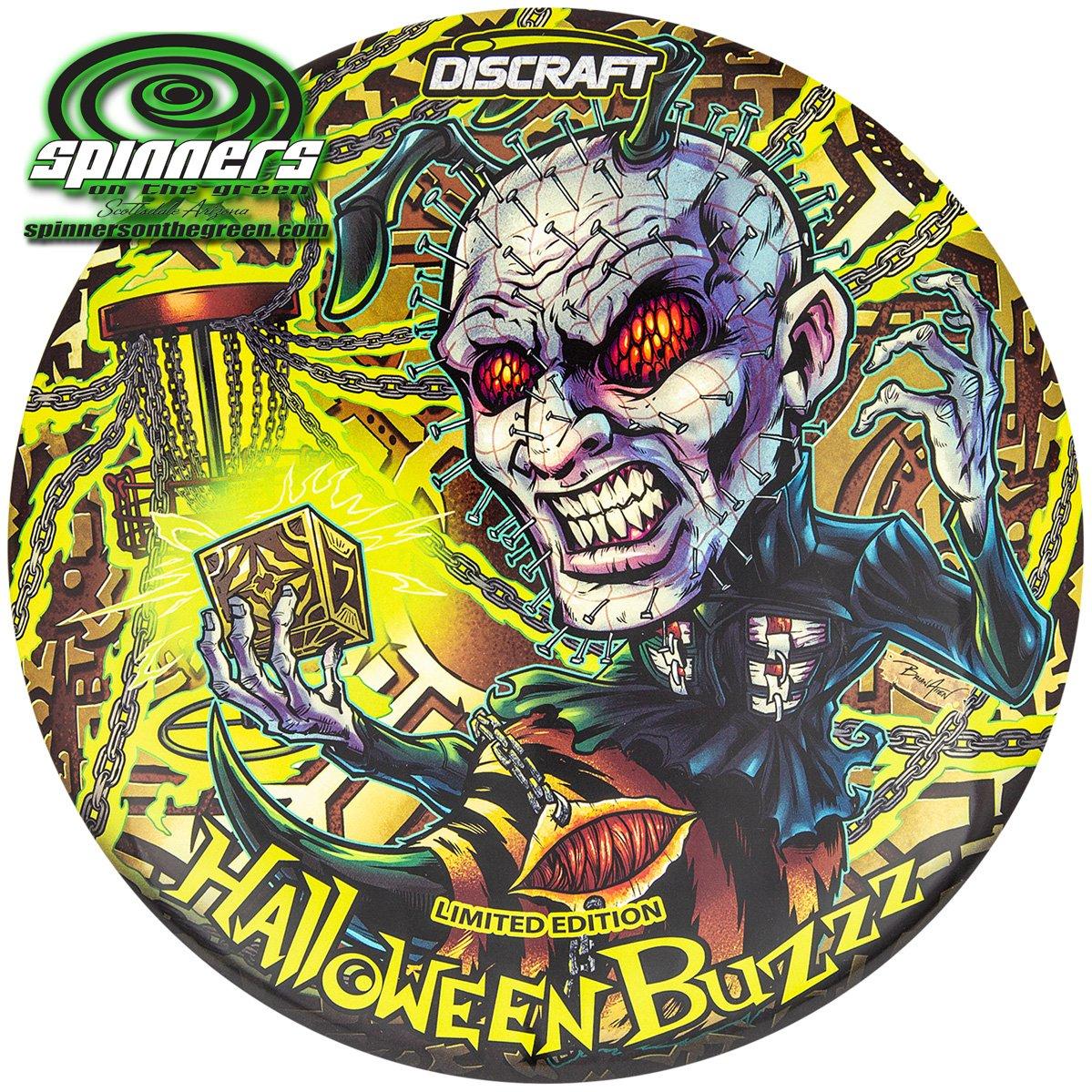 Halloween Buzzz 2020 SpinnersontheGreen.  Disc Golf Store | Scottsdale, Arizona
